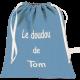 sac enfant en coton brodé personnalisable