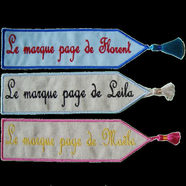 Populaire marque page - Graines de Bonheur RV67